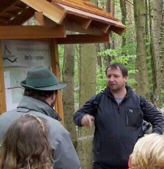 Naturführer Jens Kraze