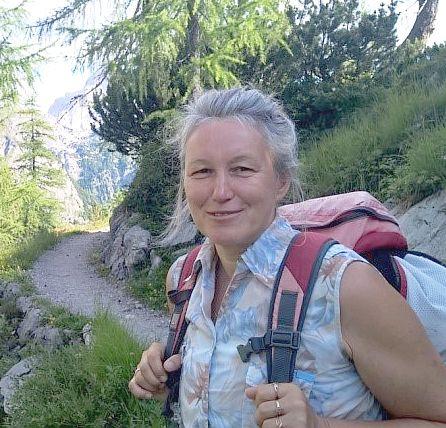 Naturführerin Silke Schubert